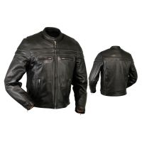Latest Design Leather Jacket