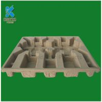 Factory Price Eco Friendly Recycled Paper Pulp Molded Fiber Packaging