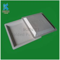 Sugarcane Bagasse Pulp Molded Custom Disposable Food Trays