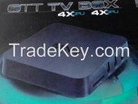 2015 hot sales OTT set top box with AMLOGIC S805, 3D HD KODI XBMC VEDIO, Android 4.4, MXQ Smart Tvbox