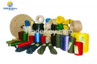 Professionally Produce colored braided pp rope with UV protection and waterproof