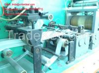 Second hand baby diapers making machine