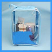 cosmetic bag, badge reel, card holder