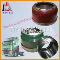 2015 Good Quality Heavy Trailer Car brake drum