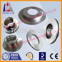 2015 Auto Truck brake disc, Brake Disc Rotor, Brake disc for truck