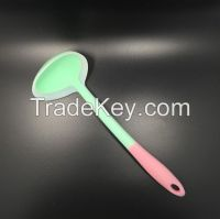 Silicone Soup Ladle Kitchen Cooking Utensils
