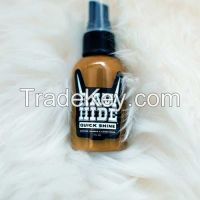 Rawhide Quick Shine - Sprayable Leather Cleaner & Conditioner 2 Fl. OZ.