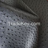 Embossed PVC synthetic leather for handbag and chairs usage