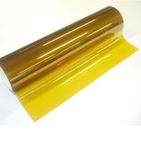 0.025mm yellow Polyimide Film Used for Electric Insulation, heat resistence