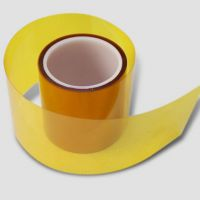 0.0125mm yellow Polyimide Film Used for Electric Insulation, heat resistence