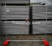 welded mesh panel temporary fence/temporary fence