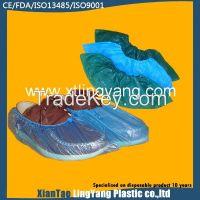 CPE/PE shoe cover