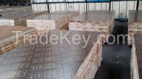 Film faced plywood / Marineplex, Shuttering plywood used as Concrete formwork
