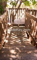 Decking,patio sets, picket fencing,jungle gyms