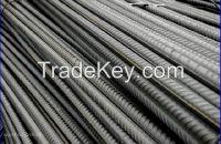 Deformed steel bars / rebars
