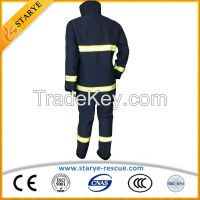 Aramid Firefighting Used Good Quality Fire Fighter's Suit