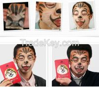 Korean Royal Skin Animal shaped Facial mask sheet pack
