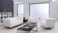 Modern office sofa, leather office sofa, classic office sofa set SJ550