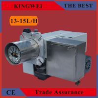 factory one package service kingwei brand waste multi oil burner