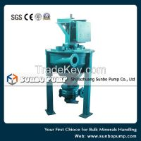 High Quality Mining Vertical Froth Pump
