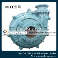 Mining Dewatering Pump, China ZJ Slurry Pumps