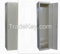 Stainless Steel Single Door One Tier Locker