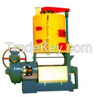 oil expeller and pre-press
