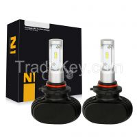 Cn360 Mini all in one car accessories N1 Led Headlight Kit 9005 Bulb