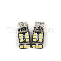 CE Certification and led light Type T10 W5W 15 LED 12v led auto bulbs