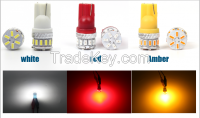 3014 LED Replacement bulb 168 194 t10 led side marker lamp light