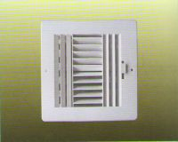CL Series Ceiling/Side Wall Register (ABS Plastic)