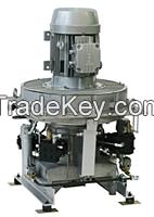 High Pressure, Small Footprint Air Compressors