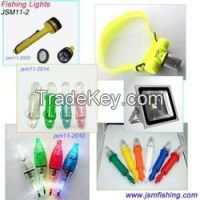 Wholesale 3V underwater led twinkle torpedo fishing net light attracti