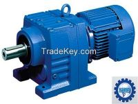 R Series Hardened Tooth Flank Speed Reducer Helical Gear Reducer for Industry