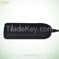 Low cost vehicle gps tracker with sos, acc and oil cut alarm for android and ios app