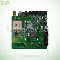 Anti-theft and Fireproof GPS vehicle tracker with 16 I/O and  acceleration sensor