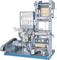 Blown film machinery -Cutting and sealing machinery-Crushers-Hydraulic press -Printing machines -Palletizing machines-Injection crushers -Roll and plastic bags