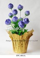 floral pot cover