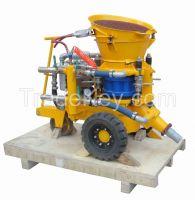 Dry-mix Shotcrete Machine