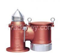 High Velocity Pressure Vacuum Relief Valve