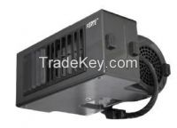 Fan heater for vehicles