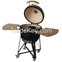 Garden Pizza Oven Fire Pit Kamado Smoker Grill