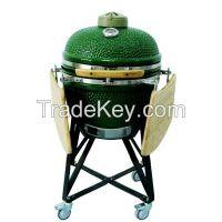 Patio Ceramic BBQ Kamado Charcoal Grill