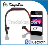 Sports Stereo Wireless Bluetooth S9 Headset Earphone Headphone