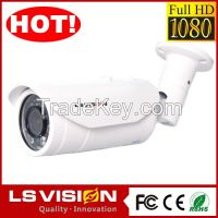 LS VISION hot sale 4k ip bullet camera1080p,1920p CCTV IP Camera system in shenzhen china