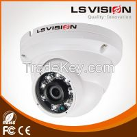 LS VISION motion detection cctv camera face detection camera system ip camera audio input output