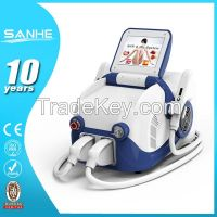 Factory price hot sale  Elight + IPL+SHR/ shr950 hair removal ipl/shr machine/skin rejuvenation
