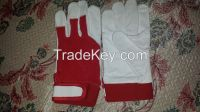 Goat Leather working gloves / Mechanic Gloves / Industrial Gloves / Safety gloves