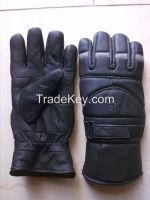 Leather gloves / winter gloves / fancy glove