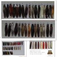 hair swatches for hair color book